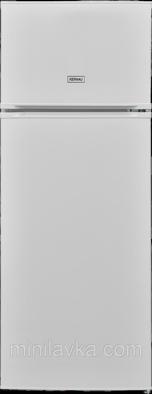 Холодильник Kernau KFRT 14152 W 216 л