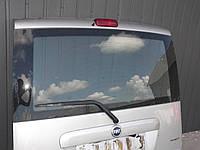 Дверь задняя кляпа в комплекте б/у Doblo 1,9JTD 05-10г.в.