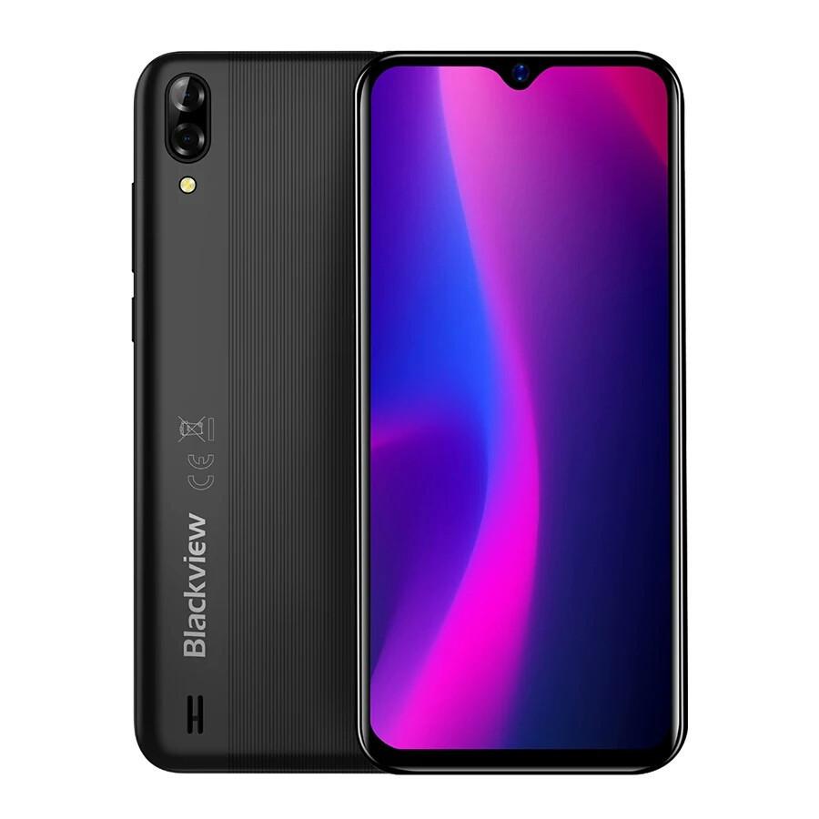 "Смартфон Blackview A60 Pro Black 4G 3/16GB Helio A22 6"" дюйм 4080мАч НОВИНКА"