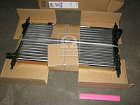 Радиатор охлаждения OPEL KADETT E (84-) 1.3 (пр-во Nissens) (арт. 632381)