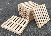 Дерев'яна палета яна 100х100 мм, фото 1