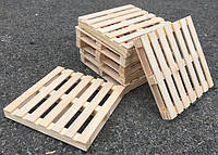 Паллета деревянная 100х100 мм