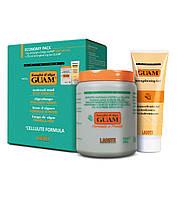 """GUAM Жиросжигающая маска """"холодная формула"""" 1 кг + жиросжигающий гель 250 мл"""
