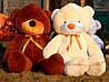 🌟🌟⭐⭐❤️❤️Плюшевый Мишка 180 см. Большой Медведь Плюшевый Розовый. Большая Мягкая игрушка Мишка Подарок. - Фото