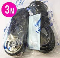 Удлинитель с карболитовой колодкой  3м (сечение провода 2*1,00мм² ) 16А 250В 2500Вт, фото 1