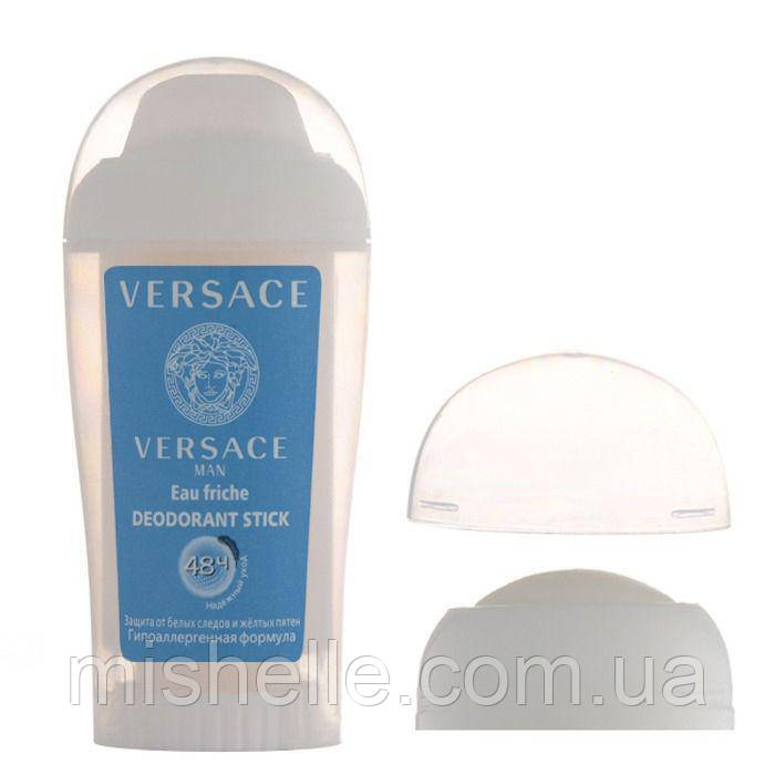 Парфюмированный дезодорант Versace Eau Fraiche Man (Версаче)
