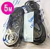 Удлинитель с карболитовой колодкой  5м (сечение провода 2*1,00мм² )16А 250В 2500Вт