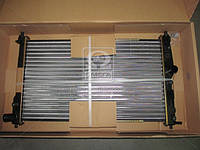 Радиатор охлаждения DAEWOO LANOS (97-) 1.3-1.6 i (Nissens) (арт. 61654)
