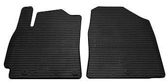 Килимки в салон гумові передні для Hyundai Elantra (AD) 2015-2020 Stingray (2шт)