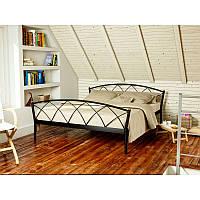 Металлическая кровать Жасмин 2. Метакам
