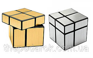 Кубик Рубіка 2х2 Дзеркальний (2 кольори)