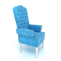 Кресло -Милан-. Кресло мягкое для кафе, ресторана, кальянной на деревянном каркасе.