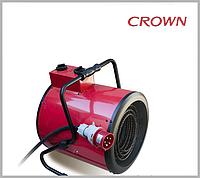Тепловая пушка Crown ТПЭ 9 кВт (380 ВТ)