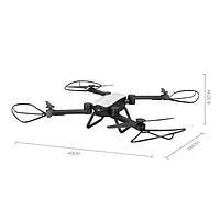 Квадрокоптер X9TW c WiFi камерой , фото 1