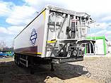 Накидка на полуприцеп зерновоз самосвал из ПВХ ткани - Германия 680 г/м2., грузовиков с открытым кузовом, фото 3