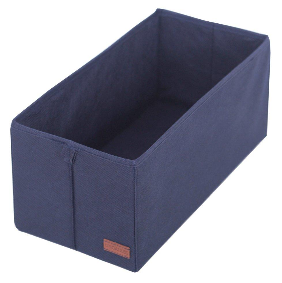 Коробочка для вертикального хранения ORGANIZE HY-S синий