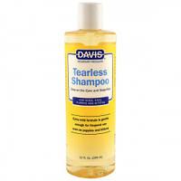 Davis (Дэвис) Tearless Shampoo ДЭВИС БЕЗ СЛЕЗ шампунь для собак, котов, концентрат, 355 мл