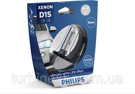 Автолампа ксенон PHILIPS PS 85415 WHV2 S1