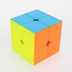 Кубик-рубика 2х2 Да Ян без наклеек