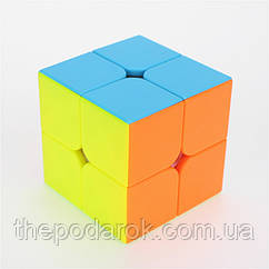 Кубик-рубика 2х2 Та Ян без наклейок