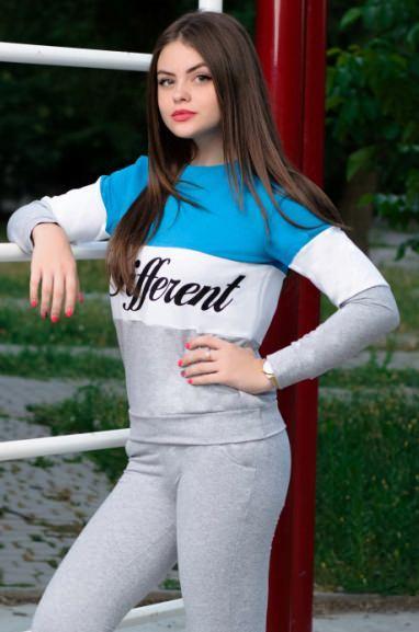 "Спортивный костюм ""Different""| Распродажа 42 р-р"