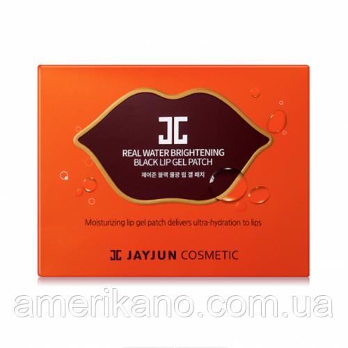 Гидрогелевые патчи для губ от JayJun Real Water Brightening Lip Patch 5 штук каждая в индивидуальной упаковке