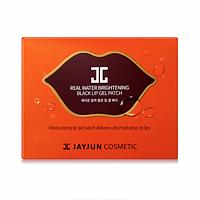 Гидрогелевые патчи для губ от JayJun Real Water Brightening Lip Patch 5 штук каждая в индивидуальной упаковке, фото 1