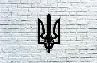 Деревянный декор на стену WHICH.BLACK Герб (75x51 см)