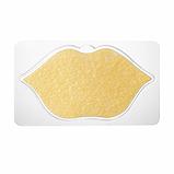 Гидрогелевый патч для губ от JayJun Gold Snow Lip Patch  в индивидуальной упаковке 1 шт, фото 2