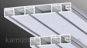 Кратко о пластиковом потолочном карнизе
