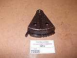 Сектор рычага управления стояночным тормозом МТЗ-80; 70-3507021-Б , фото 2