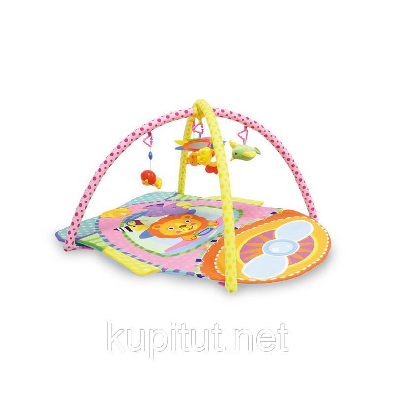 Игровой коврик Lorelli Plane 93х73 (Самолёт)