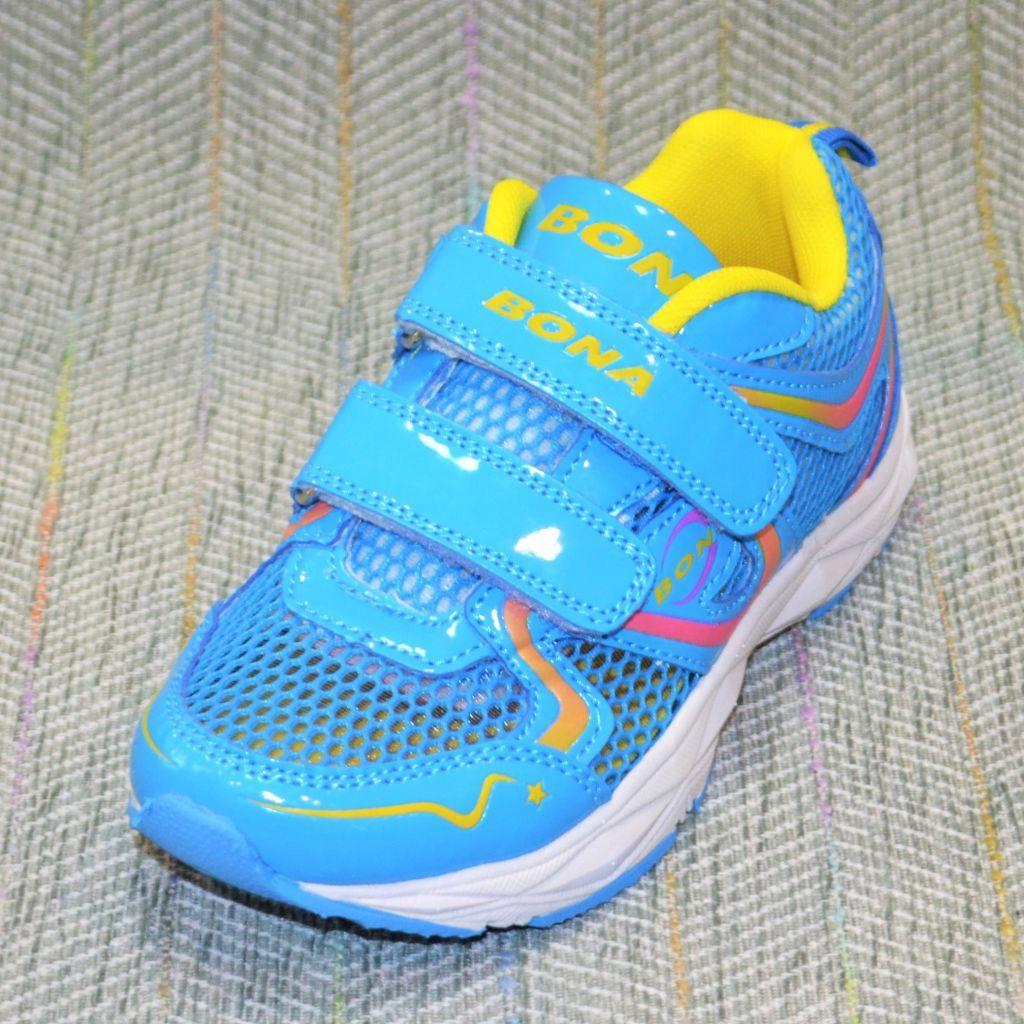 Детские летние кроссовки, Bona размер 33 35 36
