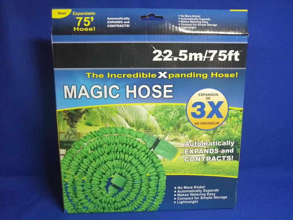 Шланг для полива Magic Hose 22,5 м + Распылитель!