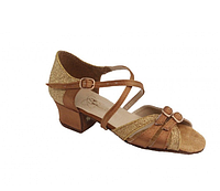 Спортивно бальная обувь для девочек Б-2 (f)