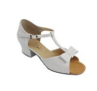 Спортивно бальная обувь для девочек Б 26 (а)