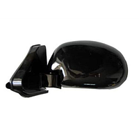 Зеркало боковое ЗБ 3252B BLACK черное на шарнире, 2шт. в комплекте