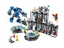 Конструктор Bela 11260 Лаборатория Железного человека. Мстители (аналог LEGO Super Heroes 76125), фото 2
