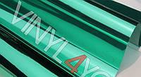 Зеркальная тонировочная пленка Green R15