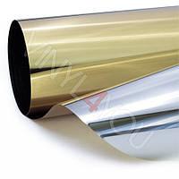 Зеркальная тонировочная пленка Gold R15