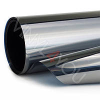 Зеркальная тонировочная пленка Silver R35