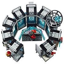 Конструктор Bela 11260 Лаборатория Железного человека. Мстители (аналог LEGO Super Heroes 76125), фото 3