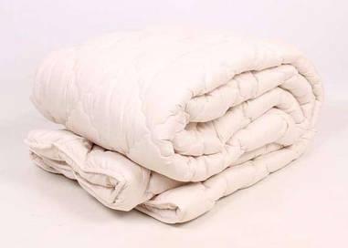 Теплое одеяло из холлофайбера полуторное