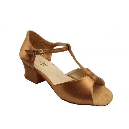 Спортивно бальная обувь для девочек 73105 (f)