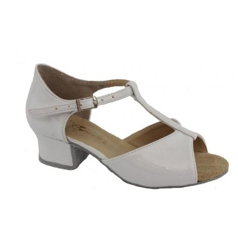 Спортивно бальная обувь для девочек 73105 (d)