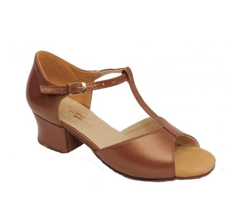 Спортивно бальная обувь для девочек 73105 (c)