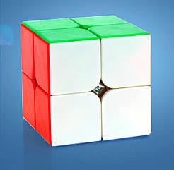 Кубик Рубіка 2x2 Та ян преміум
