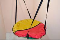 Качели для детей и взрослых подвесная, гнездо аиста «Take&Ride nest»