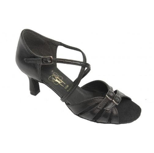 Женская обувь для спортивно бальных танцев, латина Л-27 (b)