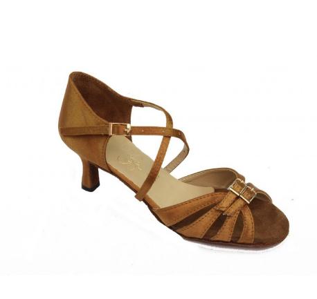 Женская обувь для спортивно бальных танцев, латина Л-27 (a)